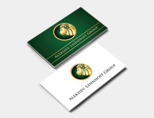 Alhoff Business Cards