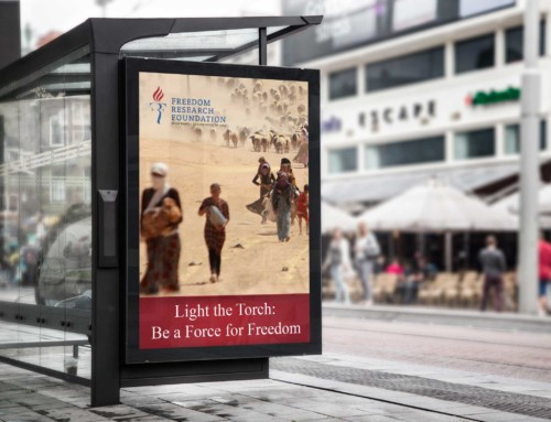 Freedom Research Foundation Poster